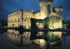 Castillo en la Costa Brava