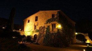 mas Vilosa bed and breakfast boutique hotel gala